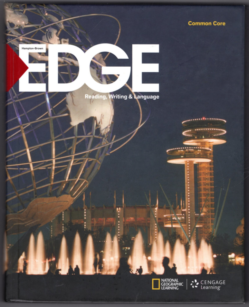 Image 0 of Edge 2014 Fundamentals: Student Edition