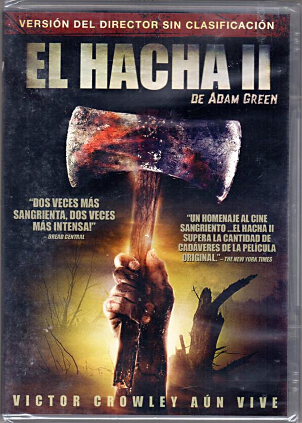 Image 0 of El Hacha II de Adam Green