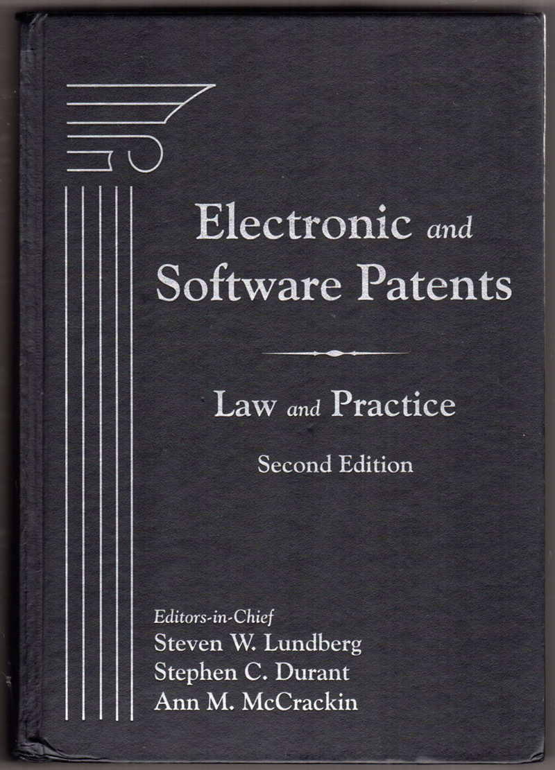 Image 0 of Electronic and Software Patents: Law and Practice, Second Edition