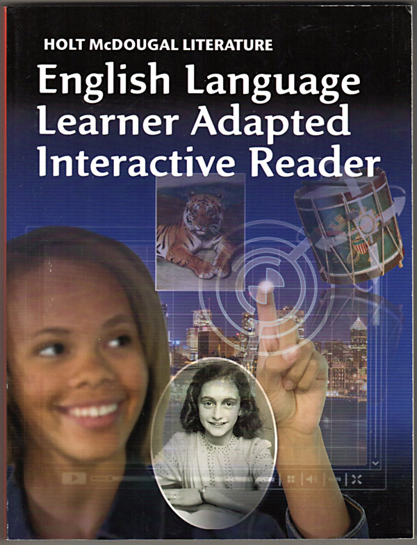 Image 0 of Holt McDougal Literature: ELL Adapted Interactive Reader Grade 8