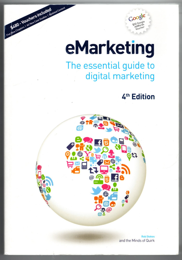 Image 0 of Emarketing: The Essential Guide to Digital Marketing (4th Edition)