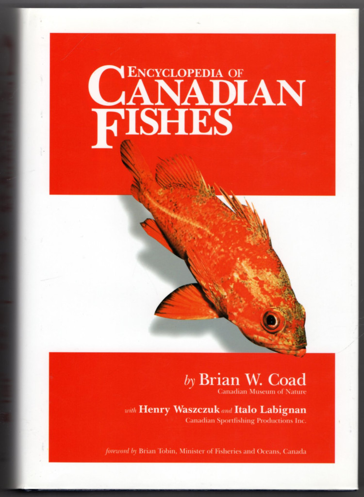 Image 0 of Encyclopedia of Canadian Fishes