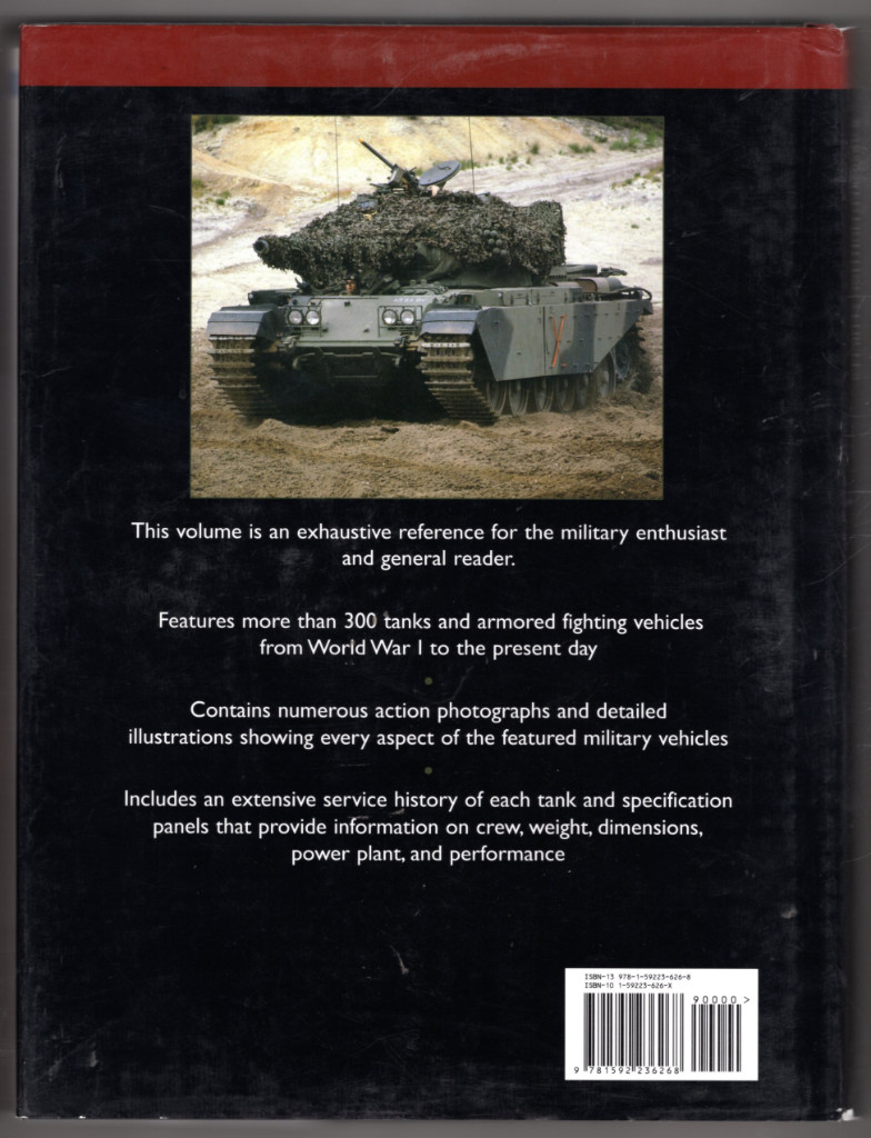 Image 1 of The Encyclopedia of Tanks and Armored Fighting Vehicles: From World War I to the
