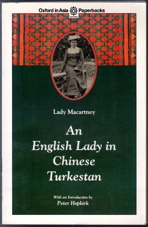 Image 0 of An English Lady in Chinese Turkestan (Oxford in Asia Paperbacks)