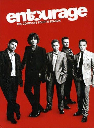 Image 0 of Entourage: Season 4