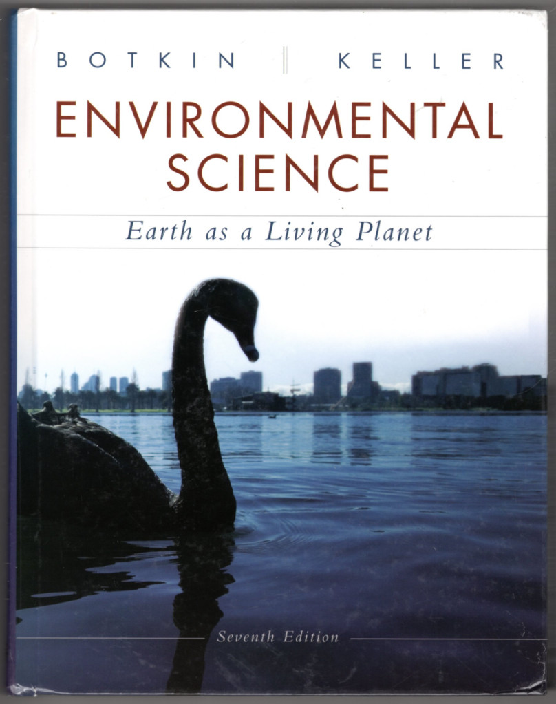 Image 0 of Environmental Science Earth as a Living Planet