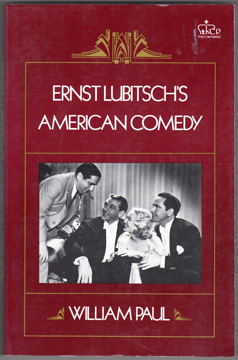Image 0 of Ernst Lubitsch's American Comedy