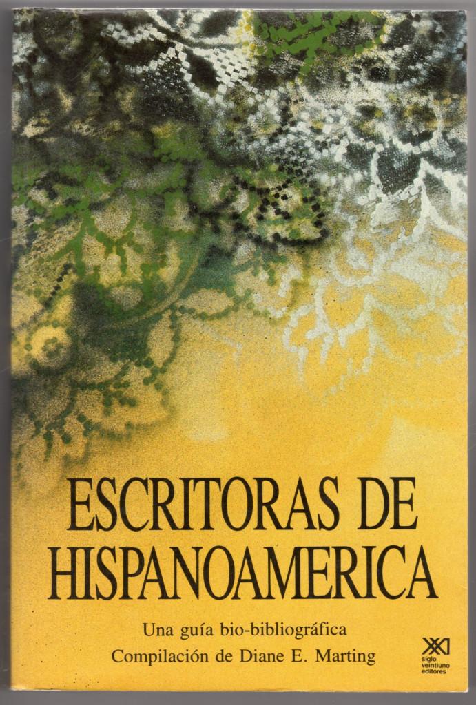 Image 0 of Escritoras De Hispanoamerica: Una Guia Bio-bibliografica