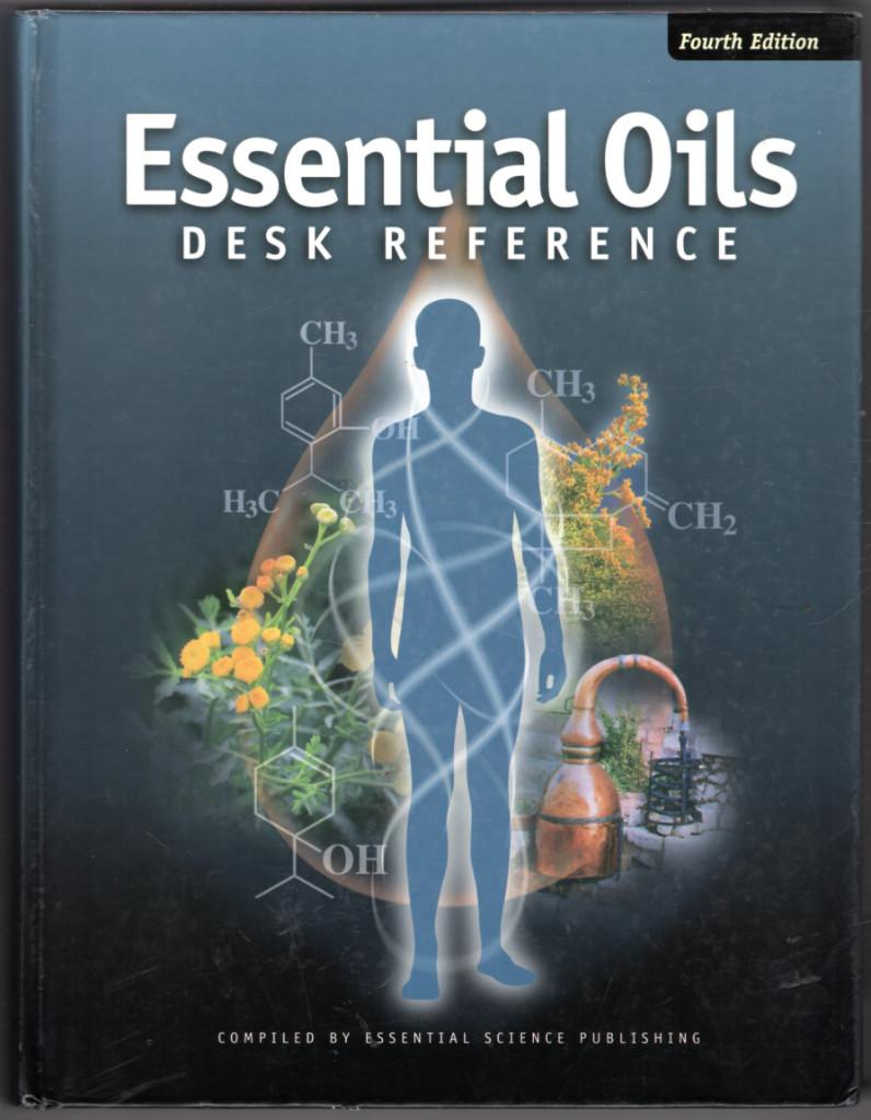 Image 0 of Essential Oils Desk Reference