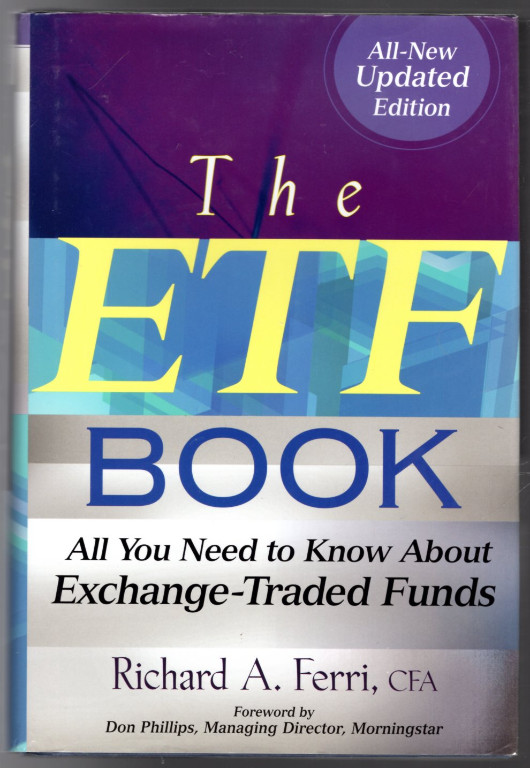 Image 0 of The ETF Book: All You Need to Know About Exchange-Traded Funds