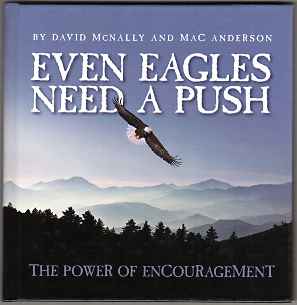 Image 0 of Even Eagles Need A Push w/DVD