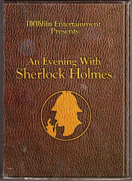 An Evening With Sherlock Holmes DVD Box Set
