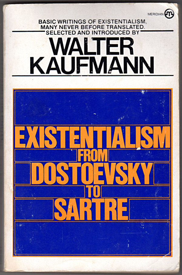 Image 0 of Existentialism from Dostoevsky to Sartre, Revised and Expanded Edition