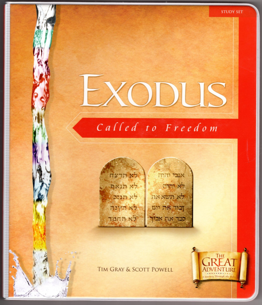 Image 0 of Adventures in Exodus Study Set (Great Adventure)