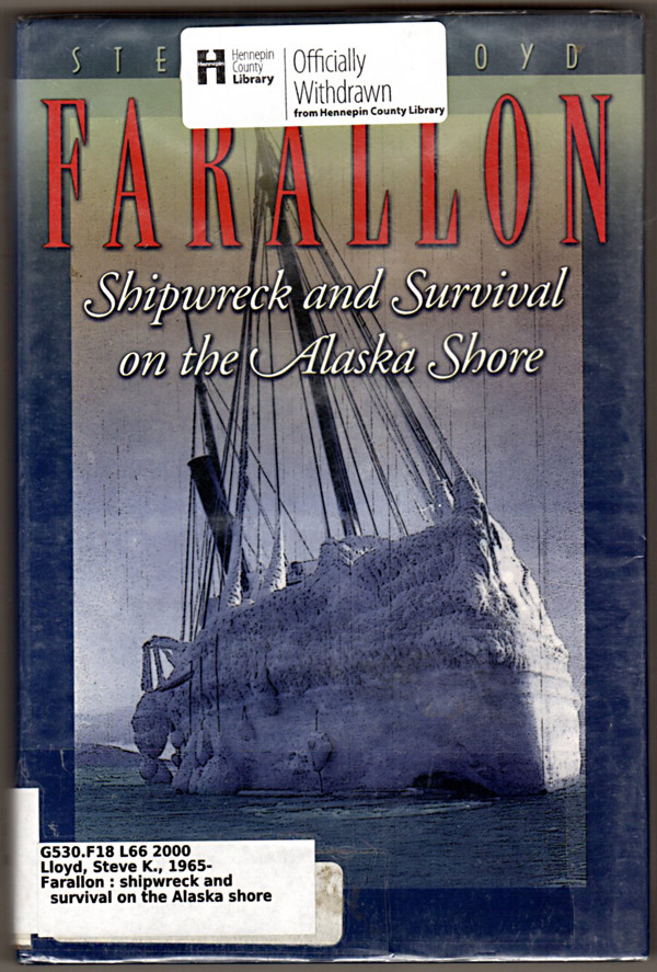 Image 0 of Farallon: Shipwreck and Survival on the Alaska Shore