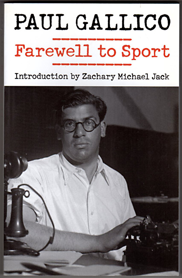 Image 0 of Farewell to Sport