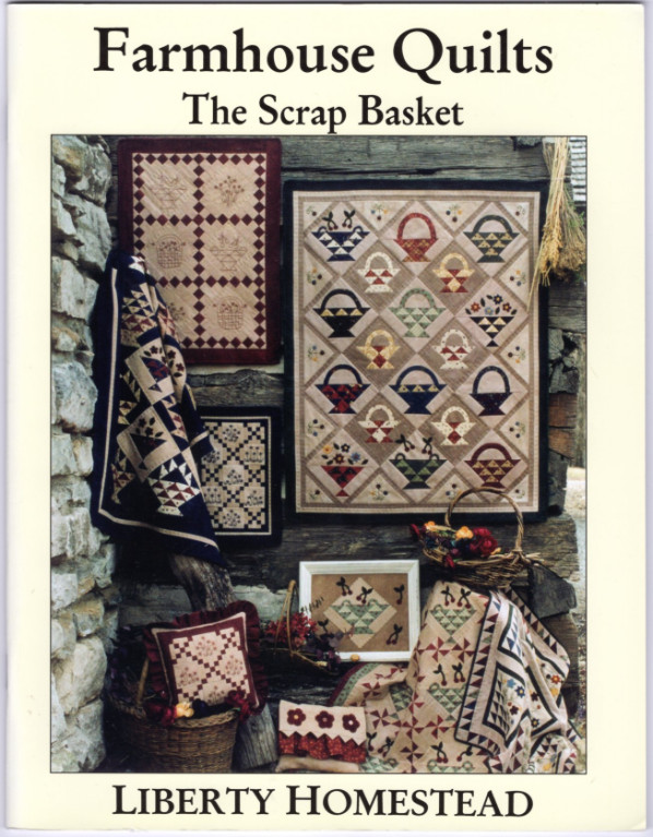 Image 0 of Farmhouse Quilts - The Scrap Basket