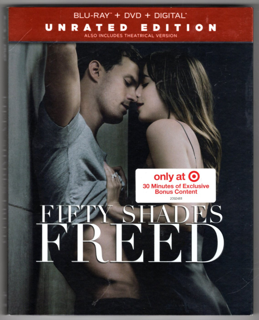 Image 0 of Fifty Shades Freed Target Exclusive
