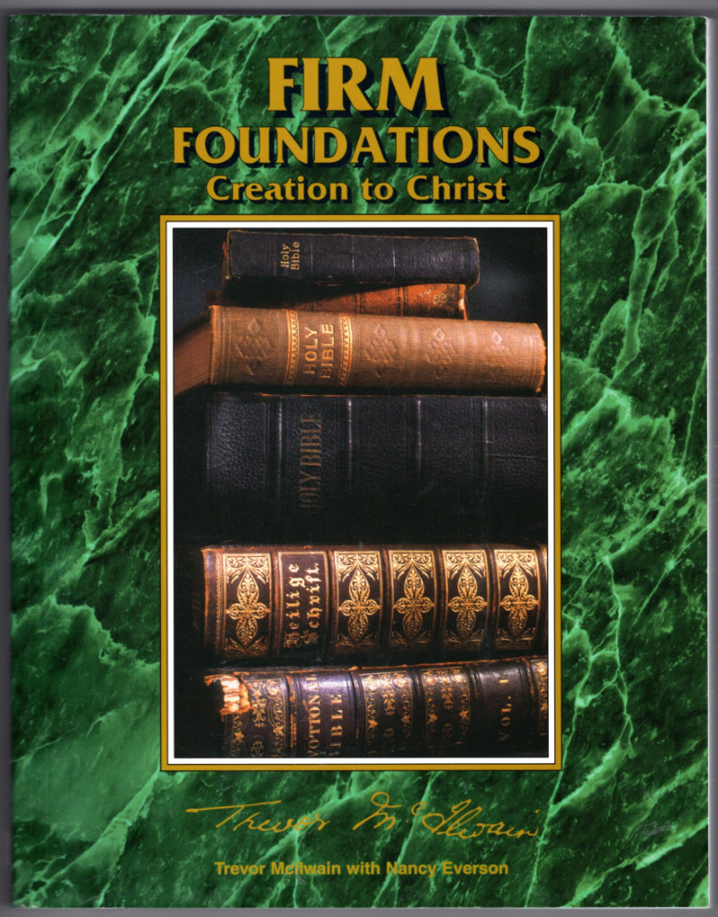 Image 0 of Firm Foundations: Creation to Christ