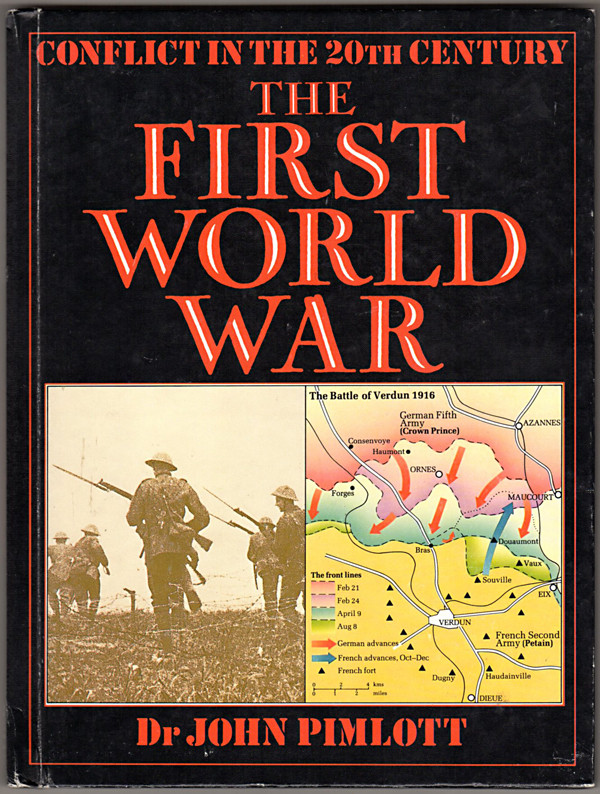 Image 0 of The First World War (Conflict in the 20th Century)