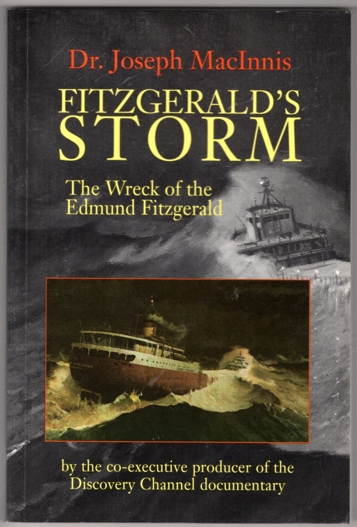 Image 0 of Fitzgerald's Storm: The Wreck of the Edmund Fitzgerald