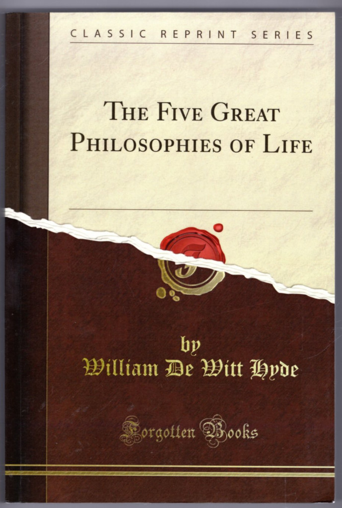 Image 0 of The Five Great Philosophies of Life