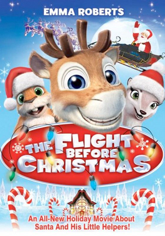 Image 0 of The Flight Before Christmas