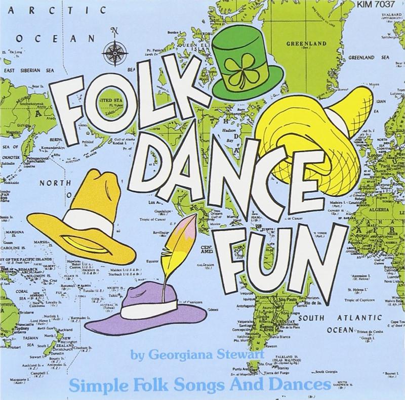 Image 0 of Folk Dance Fun / Georgina Stewart