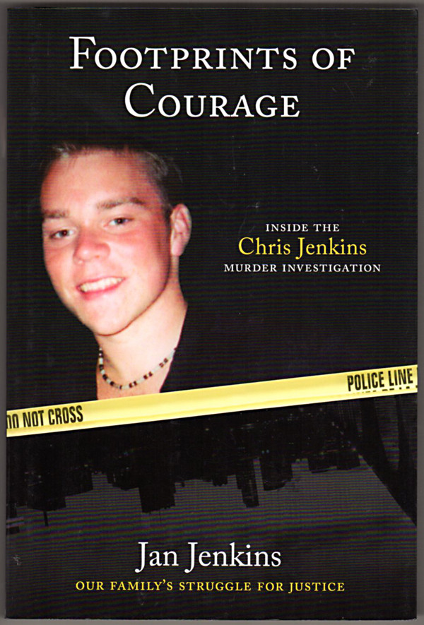 Image 0 of Footprints of Courage: Our Family's Struggle for Justice- Inside the Chris Jenki