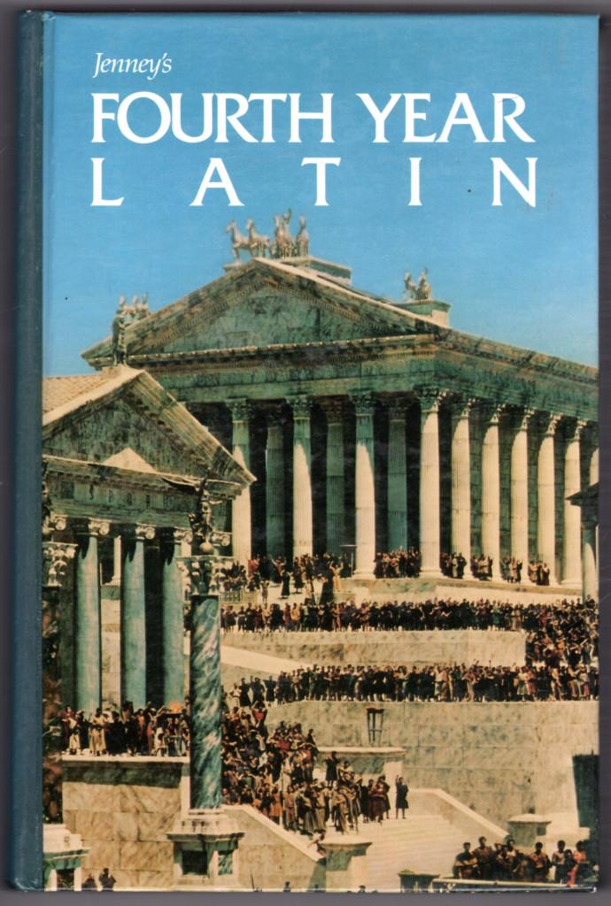 Image 0 of Jenney's Fourth Year Latin (English and Latin Edition)