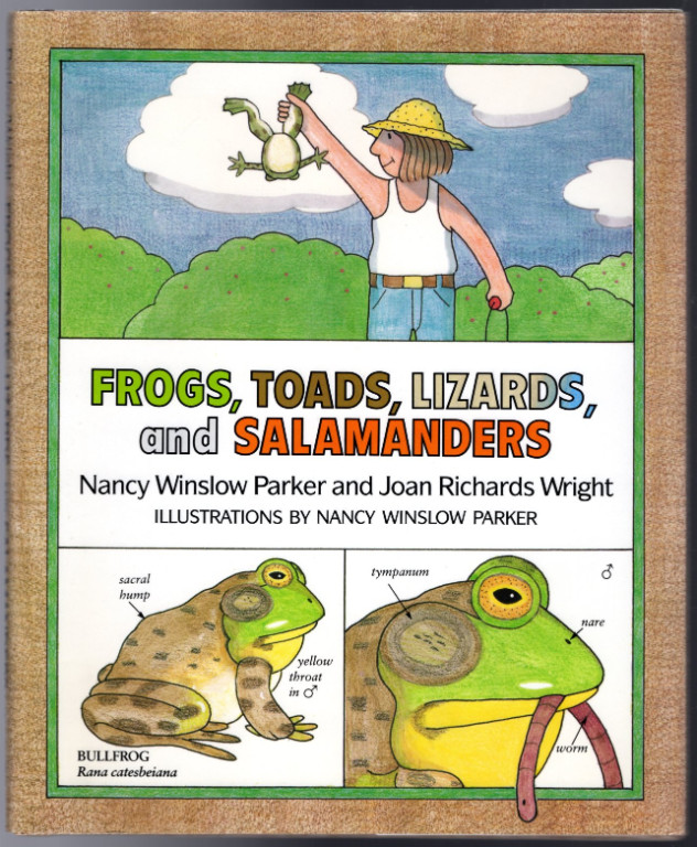 Image 0 of Frogs, Toads, Lizards, and Salamanders