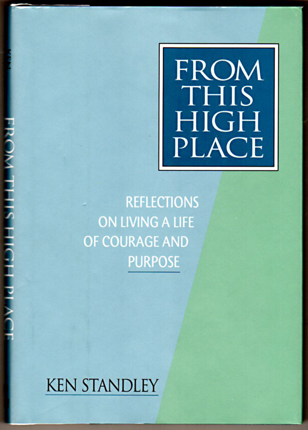 Image 0 of From This High Place: Reflections on Living a Life of Courage