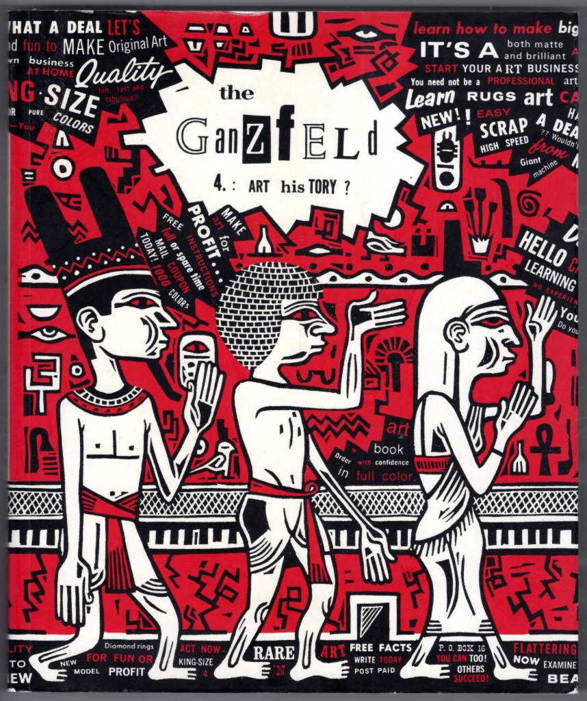 Image 0 of The Ganzfeld 4: Art History?