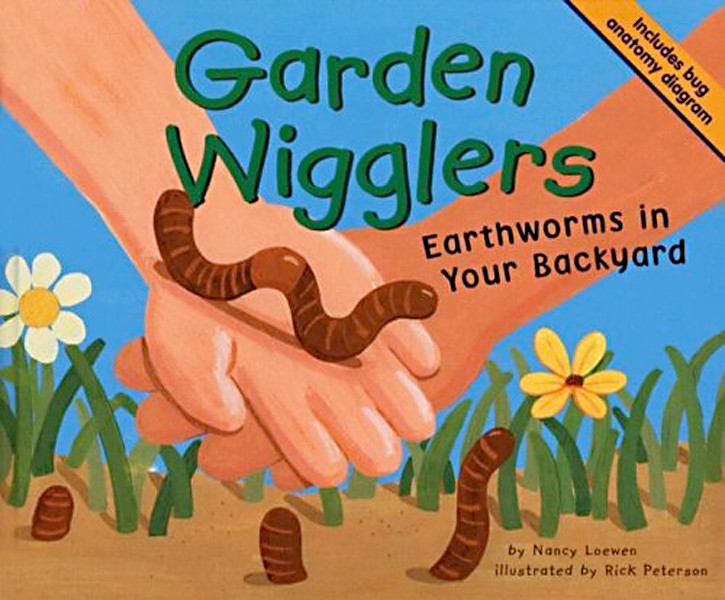 Image 0 of Garden Wigglers: Earthworms in Your Backyard (Backyard Bugs)