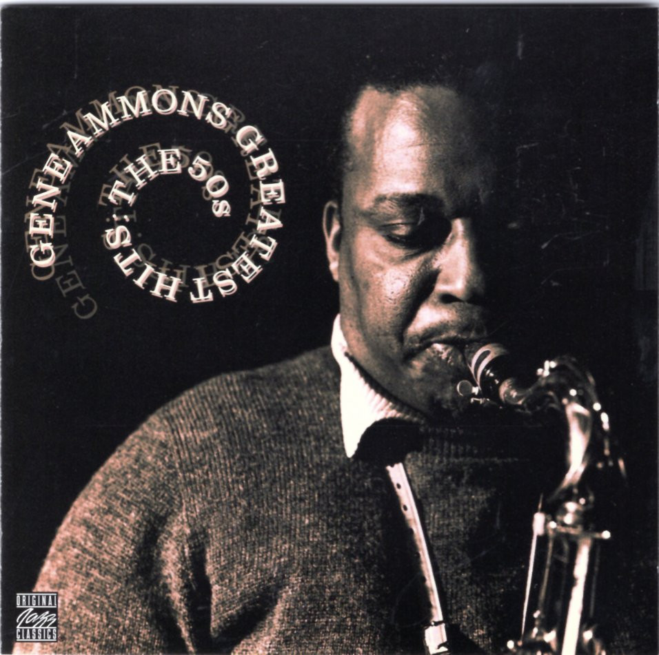 Image 0 of GENE AMMONS GREATEST HITS: THE 50s