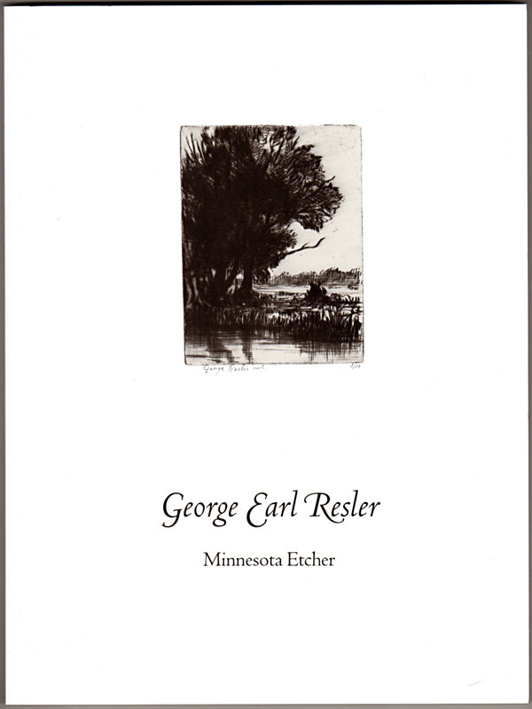 Image 0 of George Earl Resler: Minnesota etcher