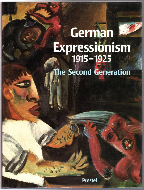 Image 0 of German Expressionism, 1915-1925: The Second Generation