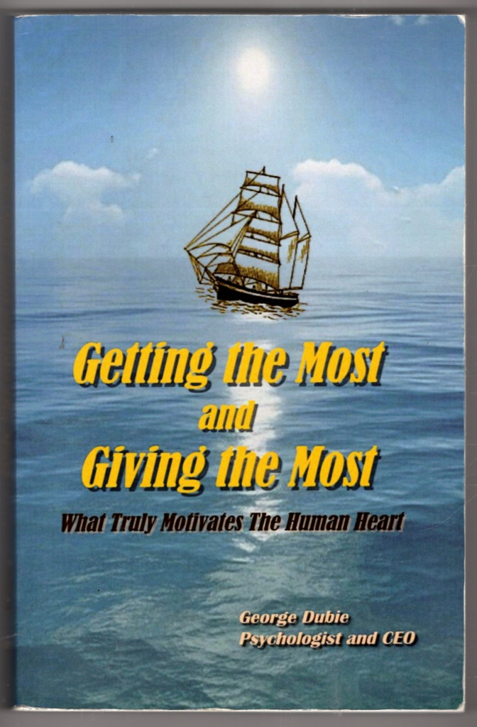 Image 0 of Getting the Most and Giving the Most: What Truly Motivates the Human Heart