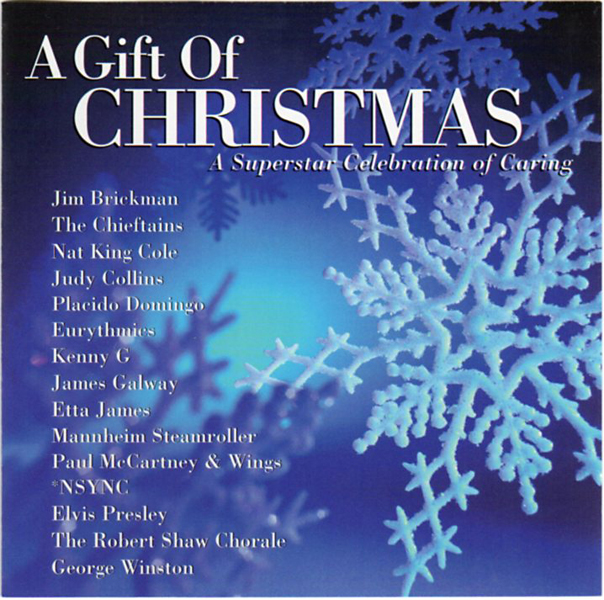 Kenny G Christmas Cd