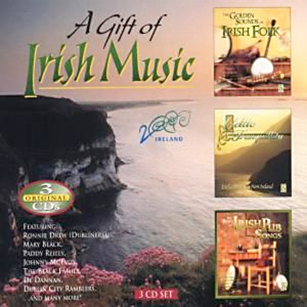 Image 0 of Gift Of Irish Music, A