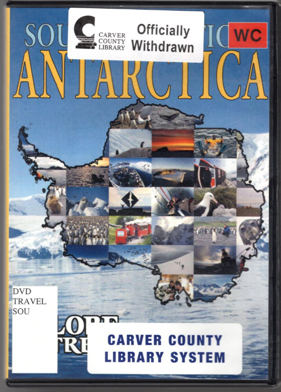 Image 0 of Globe Trekker: South Atlantic & Antarctica