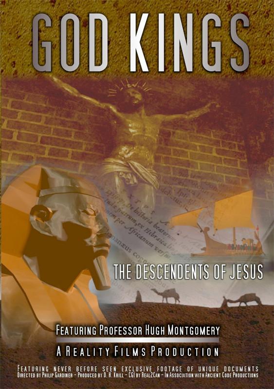 Image 0 of GOD KINGS - The Descendants of Jesus