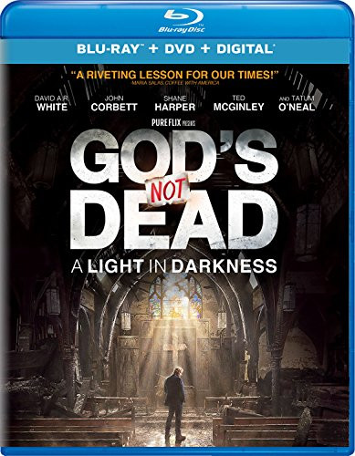 Image 0 of God's Not Dead: A Light in Darkness [Blu-ray]