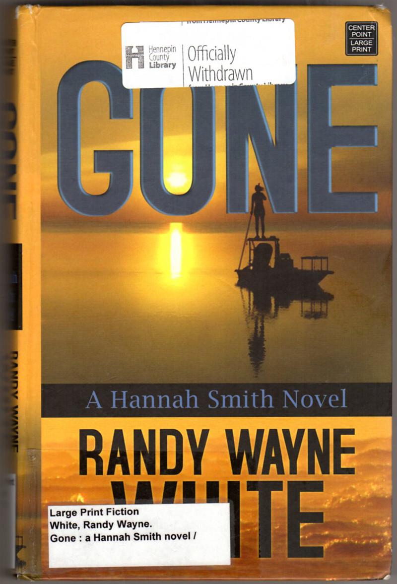 Image 0 of Gone (Hannah Smith Novels)