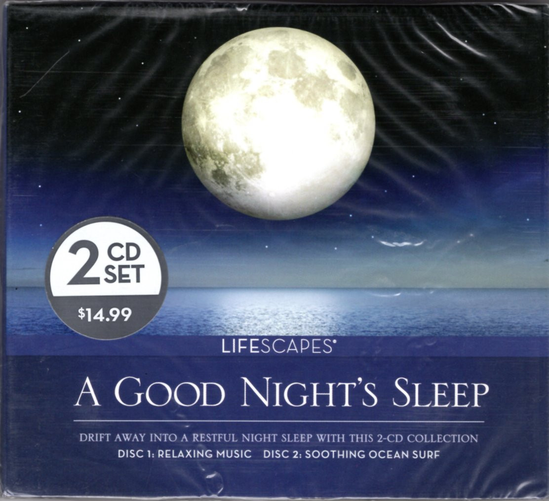Image 0 of Lifescapes A Good Night's Sleep