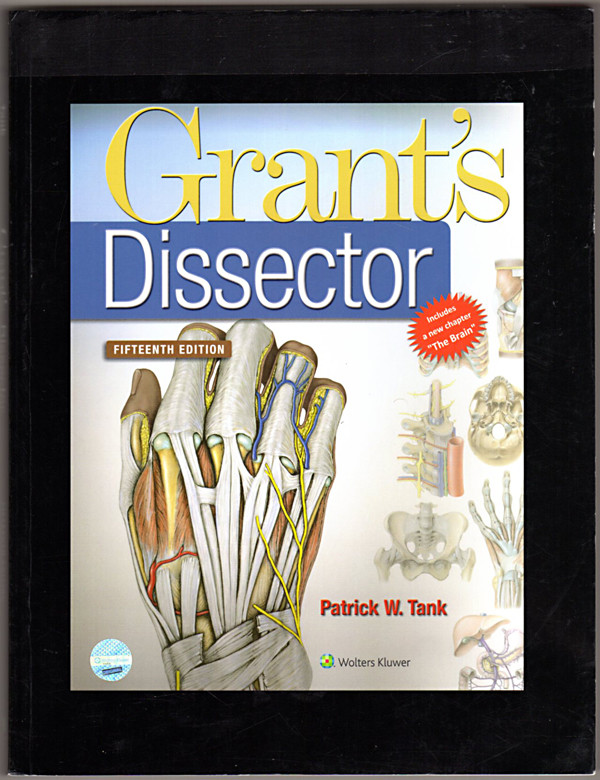 Image 0 of Grants Dissector 15e International Edition