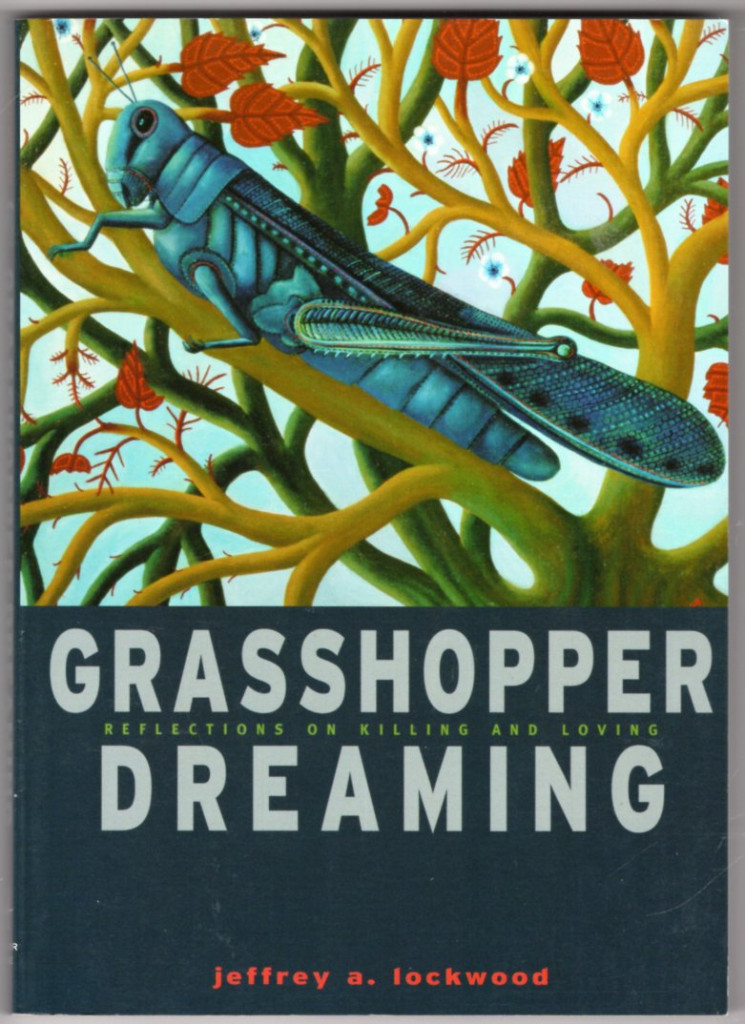 Image 0 of Grasshopper Dreaming: Reflections on Killing and Loving