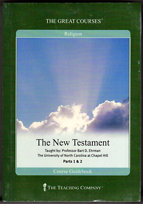 Image 0 of The Great Courses: The New Testament