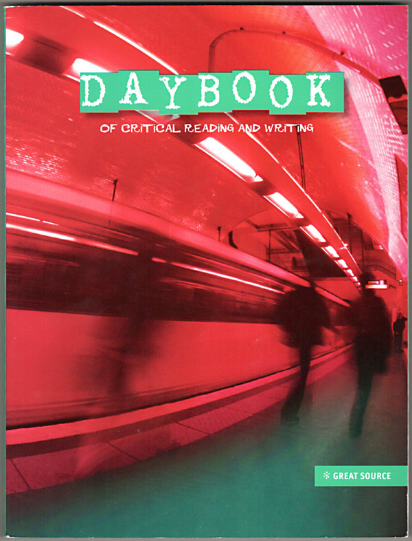 Image 0 of Daybook of Critical Reading and Writing: Grade 7