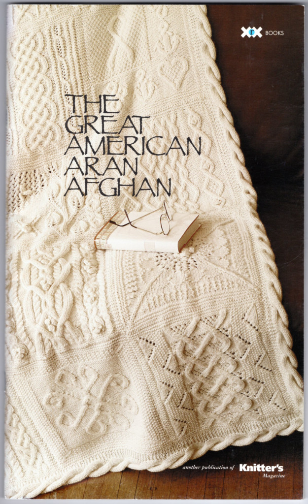 Image 0 of The Great American Aran Afghan
